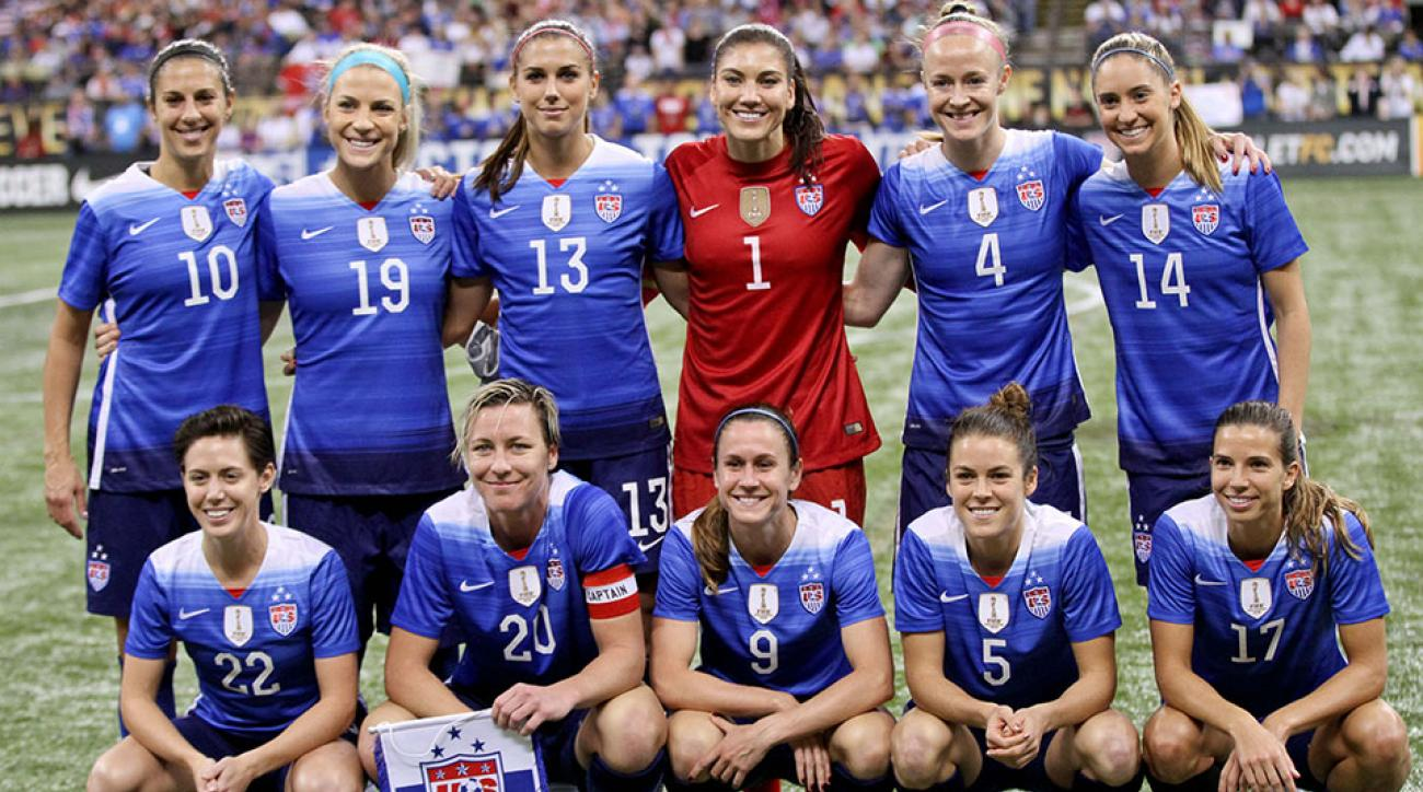 U.S. Soccer sues USWNT players...