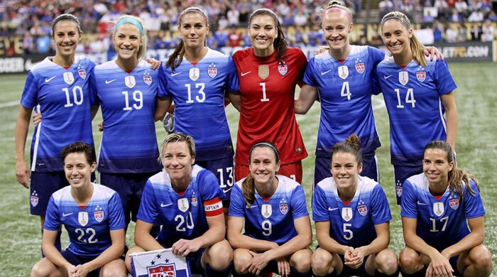 Us Soccer Sues Uswnt Players Union Over Labor Agreement Dispute
