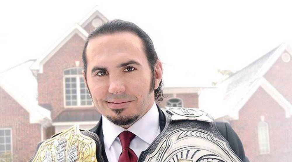 Matt Hardy and EC3 to fight for title at TNA Lockdown | SI com
