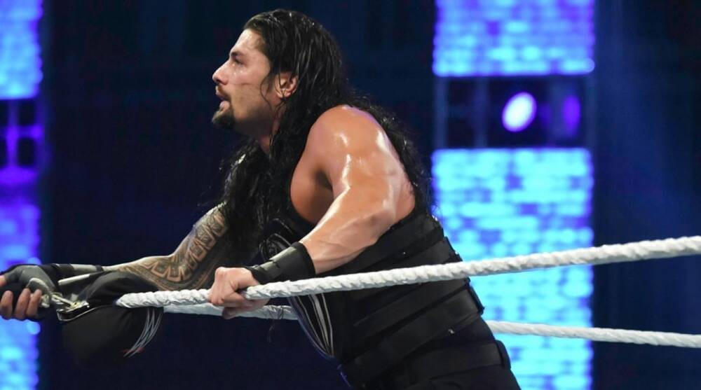 f37240de08fef Week in wrestling: Roman Reigns ready?; Ken Shamrock looks back | SI.com