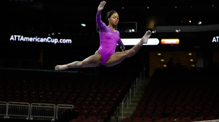 Gabby douglas wins 2016 american cup results and takeaways si cal sport media via ap images m4hsunfo