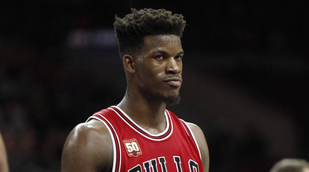 Chicago Bulls Jimmy Butler Knee Cleared To Resume Workouts Si