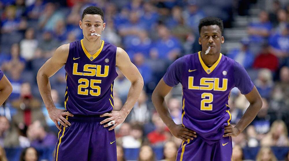 size 40 a4254 7b9d0 Ben Simmons, LSU blown out by Texas A&M in SEC tournament ...