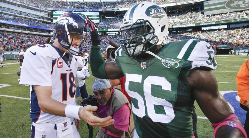sale retailer e673b 84459 Demario Davis: Cleveland Browns sign ex-Jets LB to two-year ...