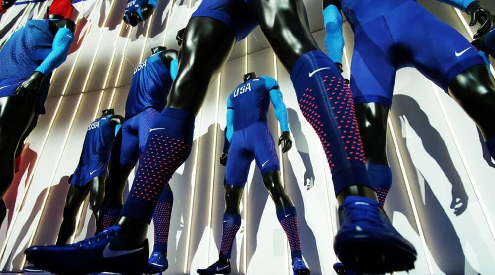 super popular 3cf06 1364b Olympics 2016: Team USA track uniforms unveiled | SI.com