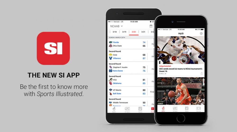 Sports Illustrated app: Download free app for iOS, Android