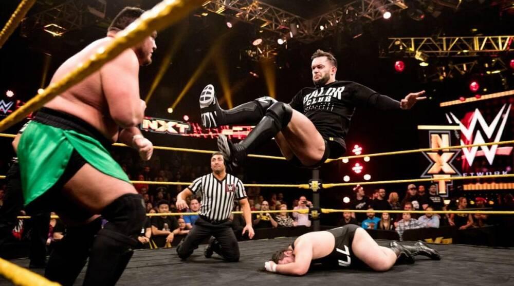 WWE NXT's Finn Balor teases Balor Club debut | SI com