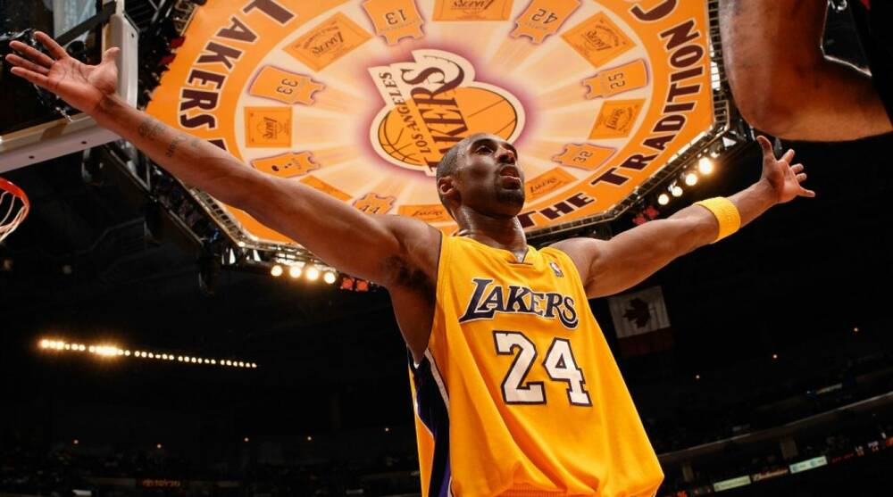 92949b5a8 Kobe Bryant s final game  Lakers will have No. 8   24 on court