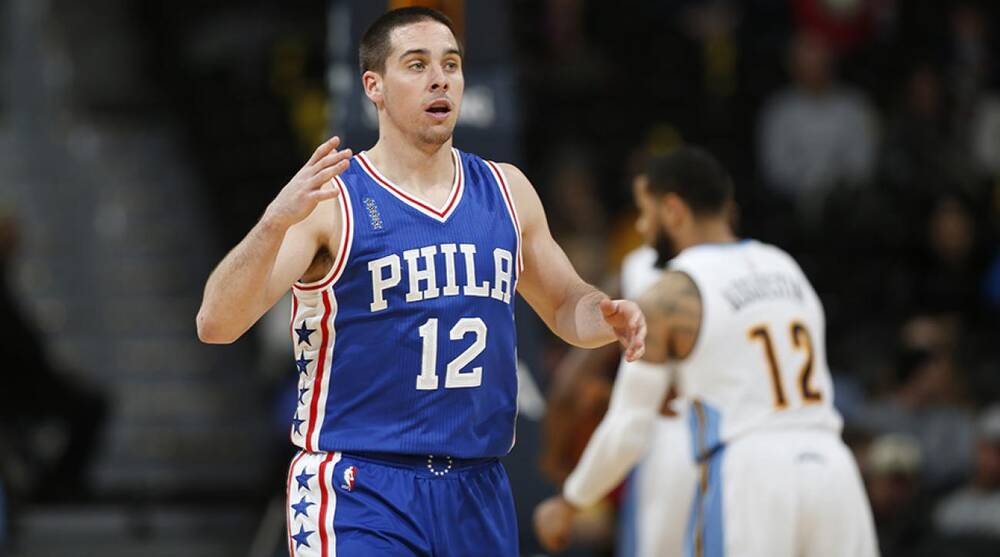 Philadelphia 76ers rookie TJ McConnell had to pay cover at bar  cda41c108