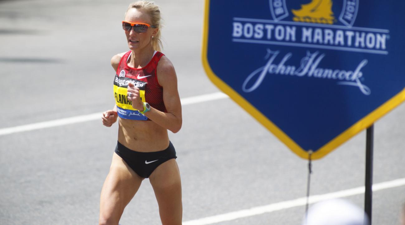 Boston Marathon Course Elevation Map.Boston Marathon Mile By Mile Course Guide By Shalane Flanagan Si Com