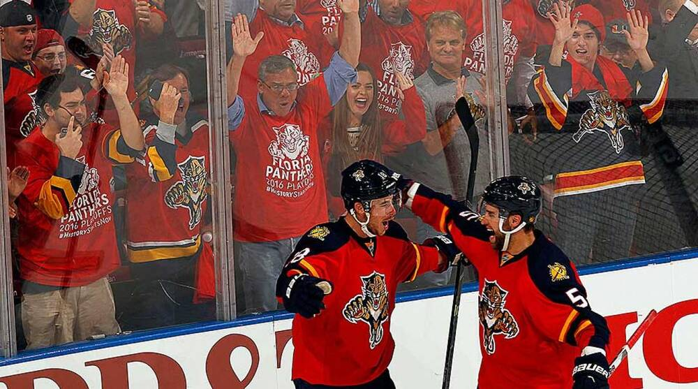 Florida Panthers  Inside notes on the wackiest team in hockey  a63b63204