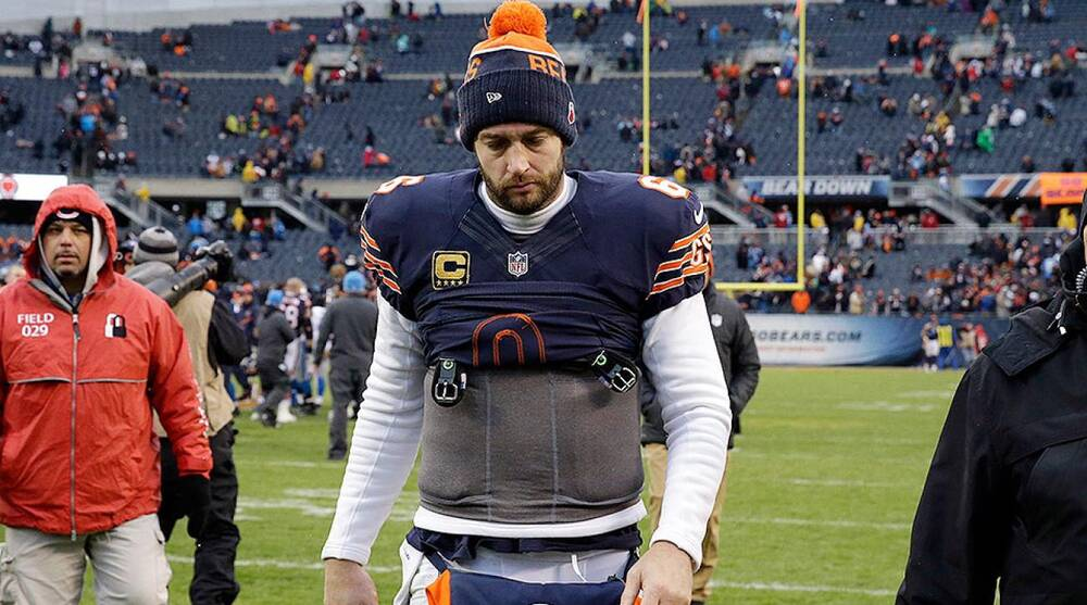 bac885a30 Chicago Bears QB Jay Cutler has the most to prove in 2016