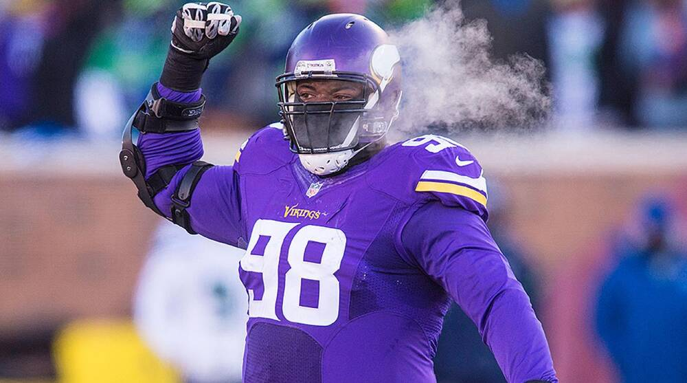 2d089add9 NFL s best interior linemen  Vikings  Linval Joseph