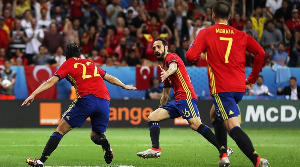 Watch Spain vs Croatia online: Euro 2016 live stream, TV