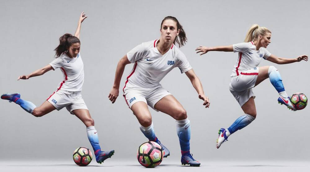 0543422181f The U.S. women's national team will have a new jersey for the Olympics