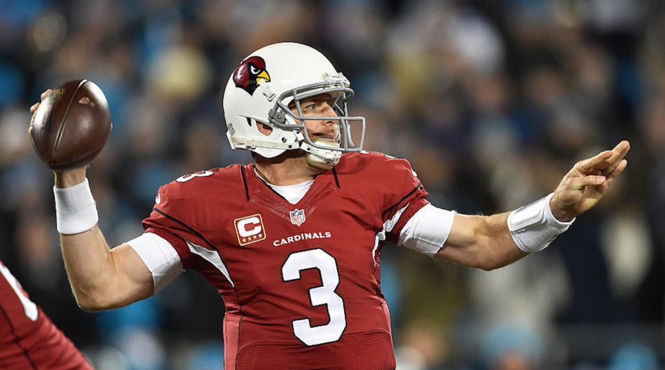 Fantasy Football Qb Rankings Carson Palmer Si Com