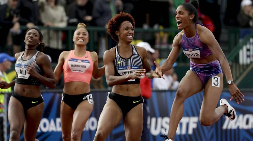 Olympics 2016: Meet the U S  track and field team | SI com