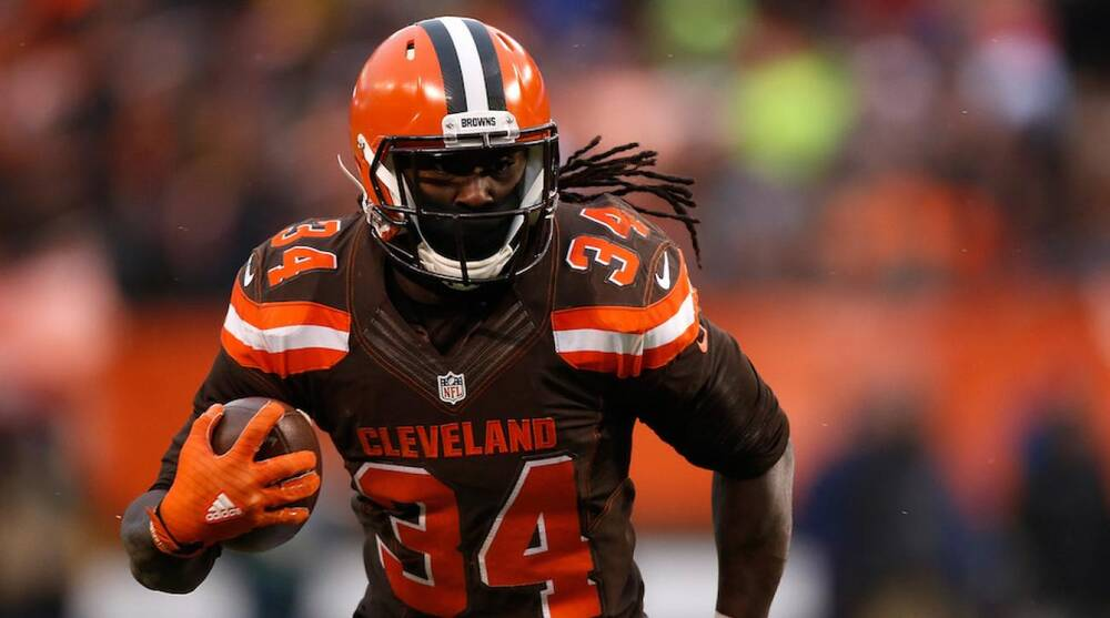 new concept 5ec83 fba5f Isaiah Crowell: Browns running back posts obscene photo | SI.com