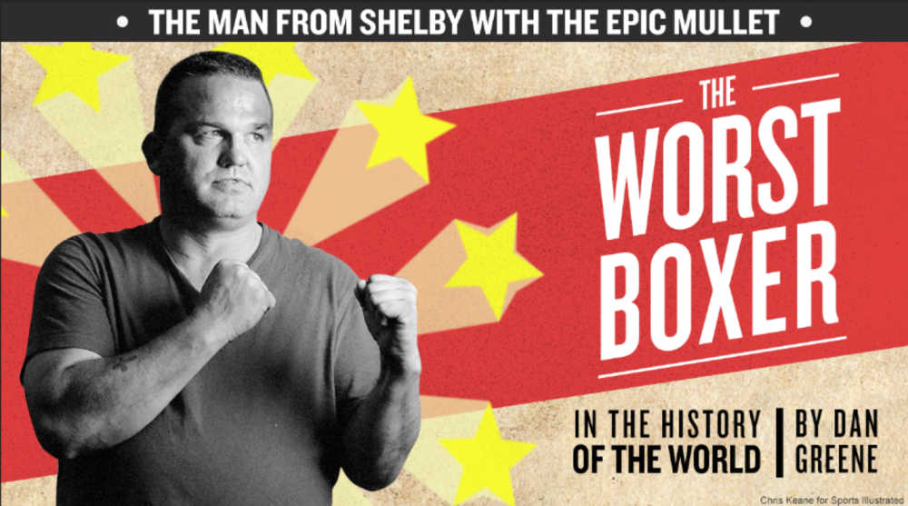 The story of Brian Sutherland, the worst boxer ever   SI com