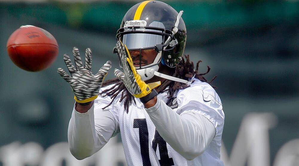 Steelers  Sammie Coates ready to emerge as big playmaker  5a3b37261
