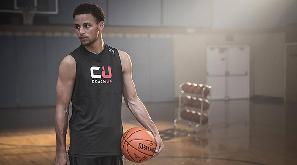 official photos d5056 3aa37 Stephen Curry, CoachUp