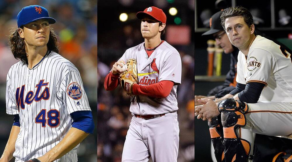 Wild Card Race Mets Cardinals Giants Limp To Finish Sicom