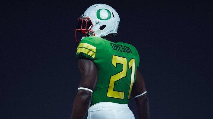 Oregon Ducks Uniforms Nike Colorado