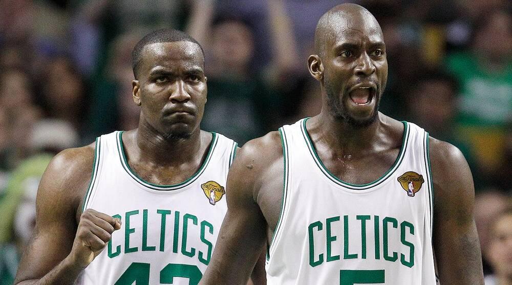 2df6b4dcd00 Kevin Garnett's influence on NBA evident in bond with Kendrick Perkins