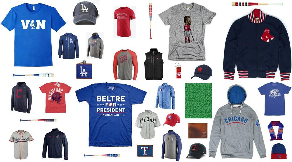 85141ad7e Geared up for MLB playoffs  The best apparel for every postseason team