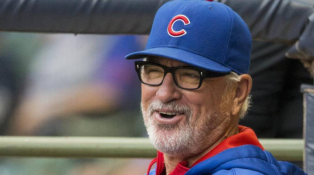 Joe Maddon Chicago Cubs Managers Best Maddonisms Quotes Sicom