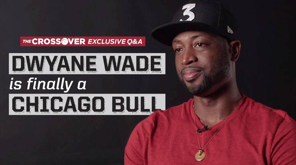 9df07337a052 Dwyane Wade Is Finally A Chicago Bull