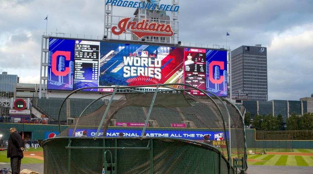 What channel is the World Series? Cubs vs Indians TV