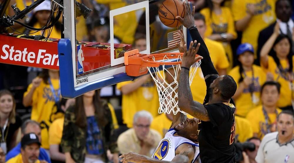 Andre Iguodala calls LeBron James s Finals block dope  ff17cb4c8