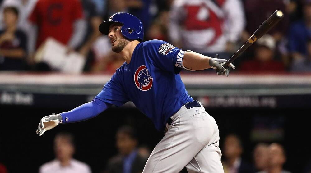 more photos 364c6 c6ae5 World Series: Kris Bryant, Anthony Rizzo homer | SI.com