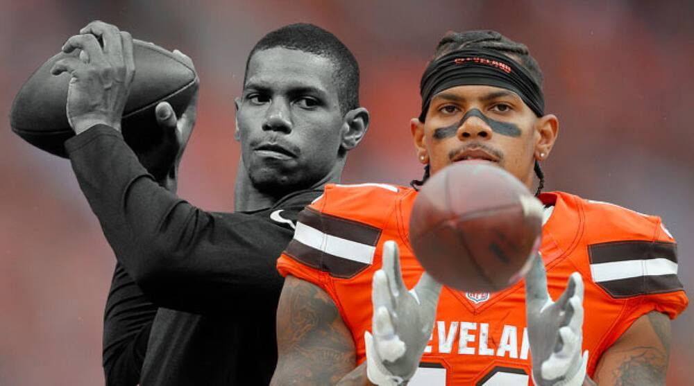 newest 40927 84b15 Reinvented, Reimagined: Terrelle Pryor's Second Act | SI.com