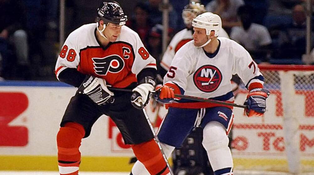 293bf9b25fa The canary in the coal mine, Eric Lindros goes into NHL Hall of Fame ...