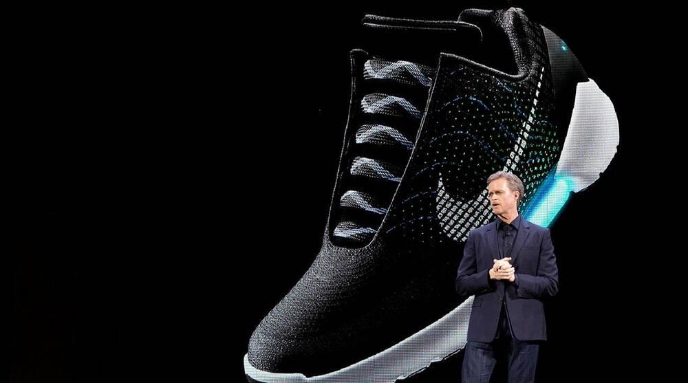 Nike self-lacing shoe  HyperAdapt 1.0 to cost  720  6dd0f6797