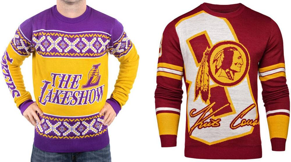 0a0c4d98 Ugly sports holiday sweaters in SI's store (Photos) | SI.com