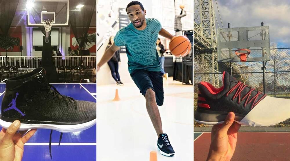 purchase cheap a8da8 b9259 Nike, adidas and Jordan Brand