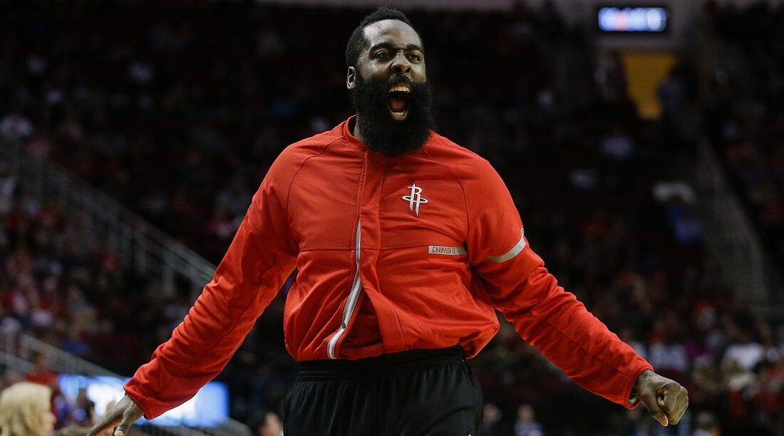 Image result for james harden three