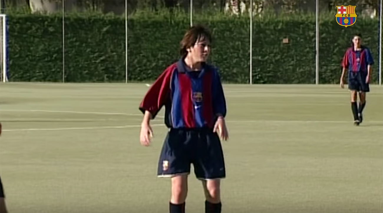 Image result for young lionel messi
