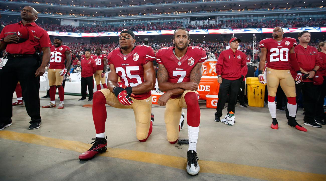 Image result for kaepernick knee
