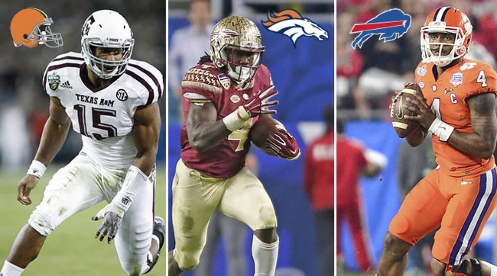 4a0e9758f 2017 NFL Draft First-Round Mock Draft | SI.com