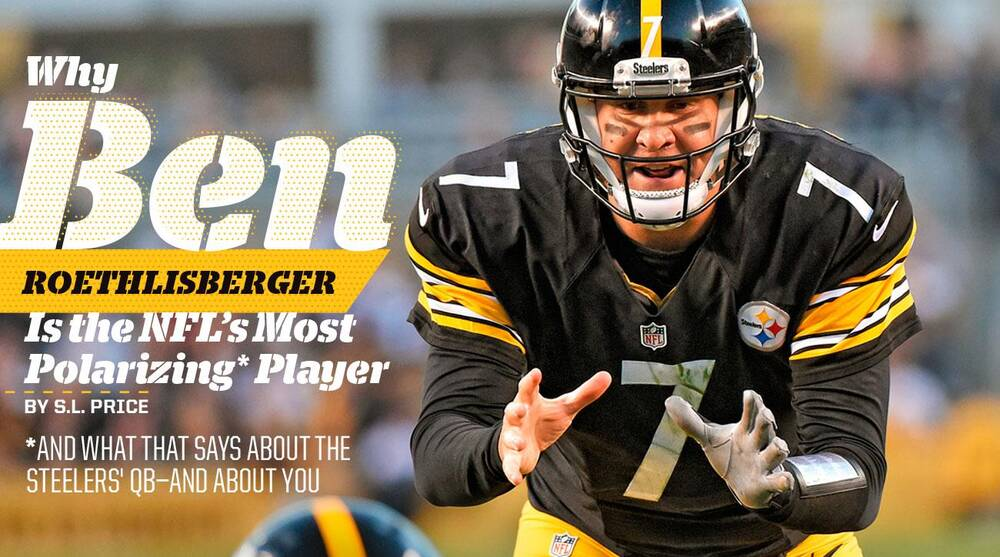 Ben Roethlisberger  Steelers star s frosty relationship with hometown on  Findlay 1cb36a990