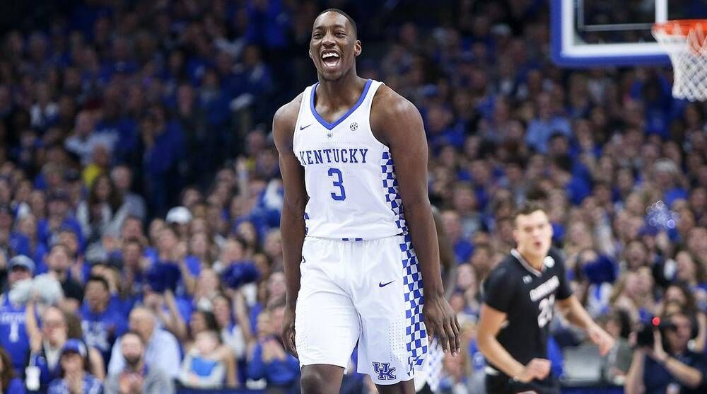 b95c1862fc9 Bam Adebayo's journey to become a Kentucky basketball star | SI.com