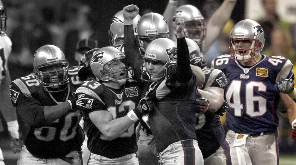 ee087ef664f Super Bowl XXXVIII Game-Winning Kick Long Snapper | SI.com
