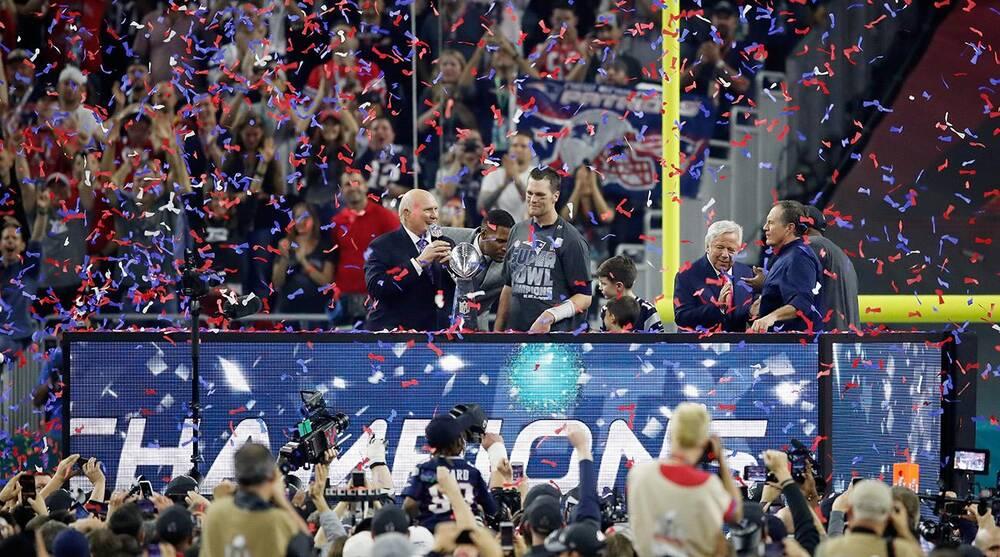 8e57cc97 When is the Patriots Super Bowl championship parade?   SI.com