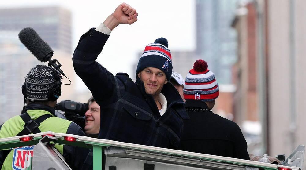 Watch the Patriots Super Bowl parade online  Live stream info  7644e6180