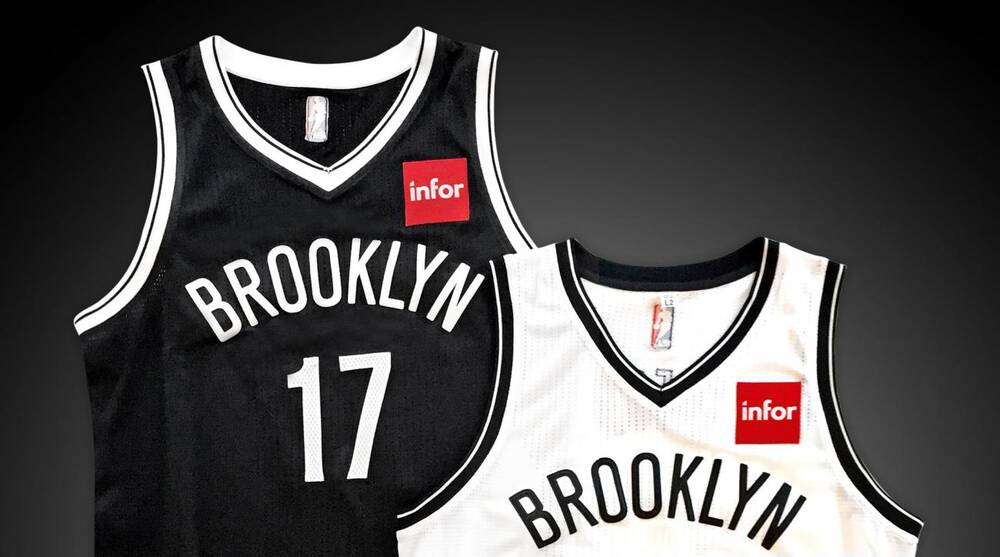3d2b75010 Nets jersey sponsor logo draws fan hate on Twitter