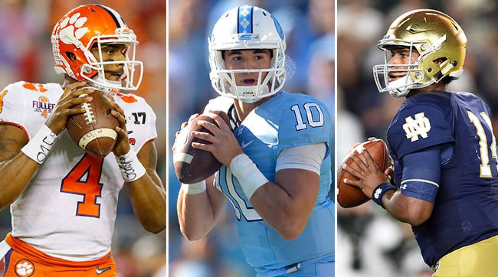2017 NFL Draft Teams with Quarterback Needs  735ff1d21